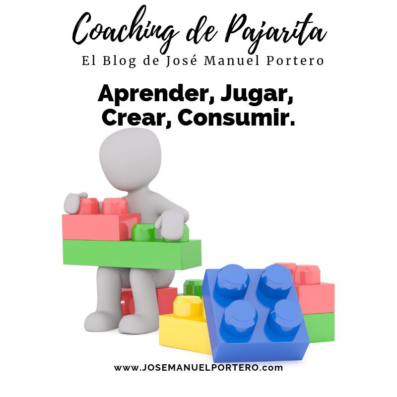prender jugar crear y consumir