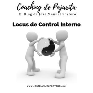 Locus de Control Interno o Externo