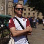 En la Torre de Londres. Fotografía de Alejandro Portero.