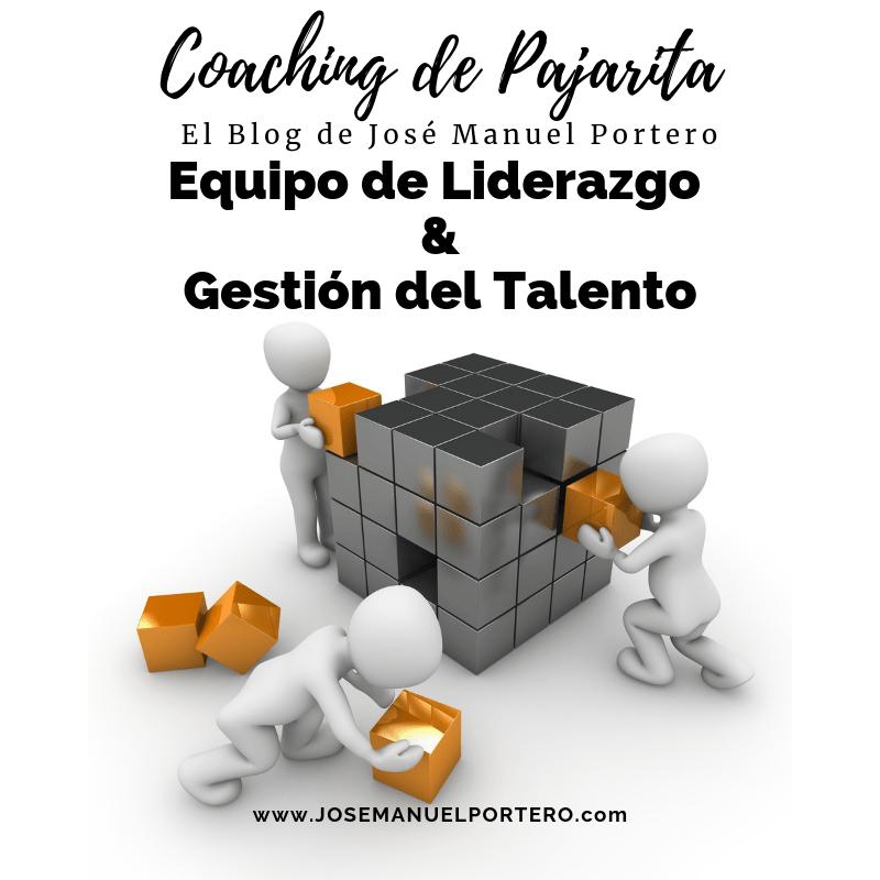 Equipo de Liderazgo Unido + Gestión del talento