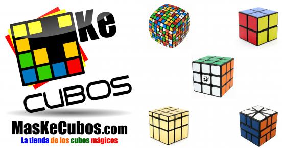 MasKeCubos-La tienda de los cubos mágicos
