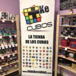 Interior Tienda de MasKeCubos
