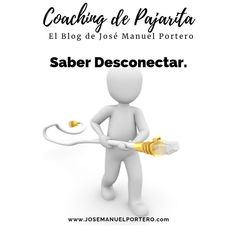 #09 Coaching. Saber Desconectar.