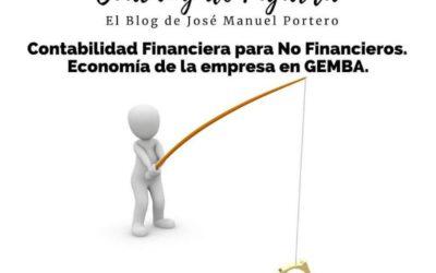 #02 Lean. Contabilidad Financiera para No Financieros. Economía de la empresa en GEMBA.